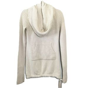 Anthropologie | Sleeping On Snow Cowl Neck Sweater